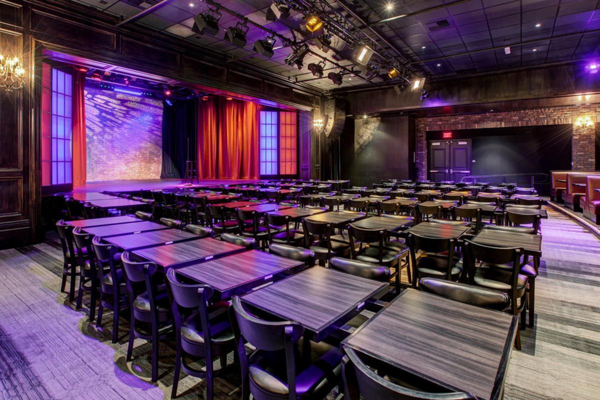 Irvine Improv Comedy Club