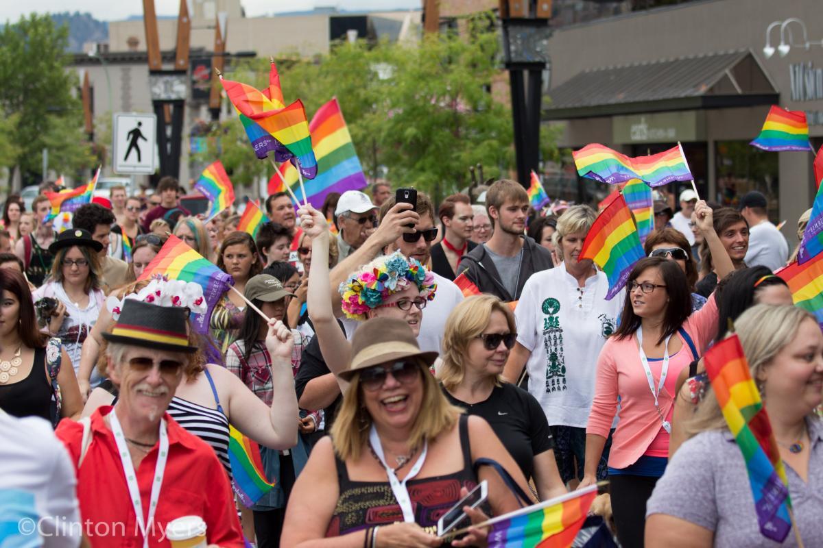 Kelowna Pride Week