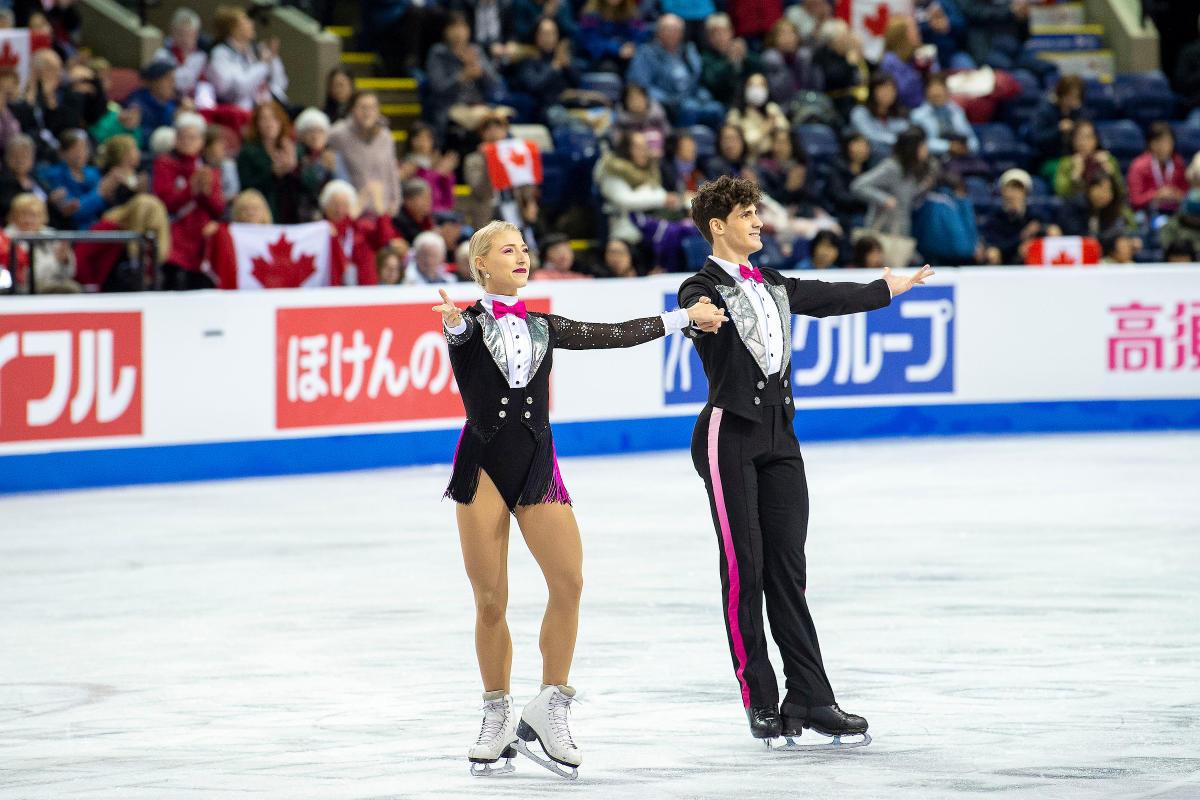 2019 Skate Canada International 2