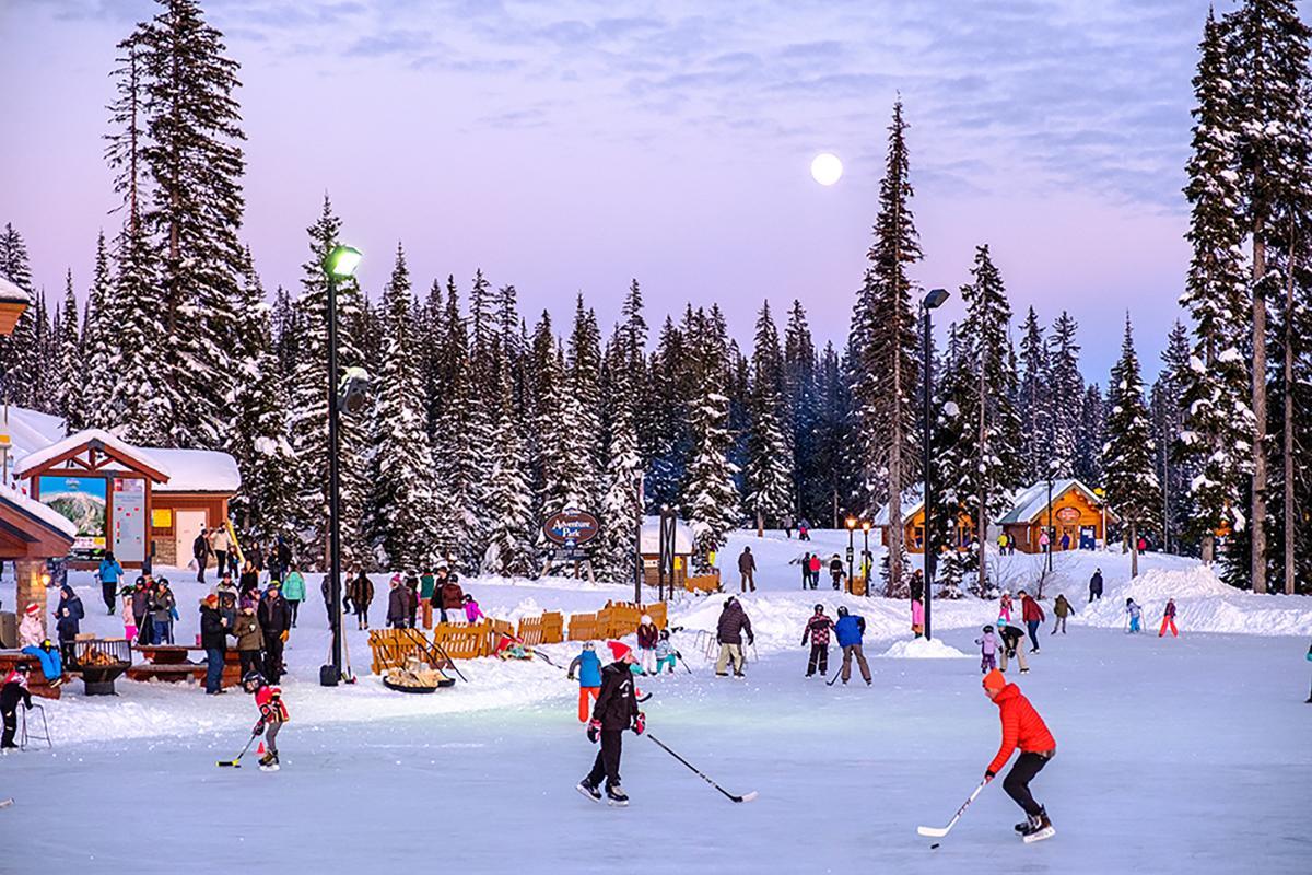 Happy Valley at Big White Ski Resort