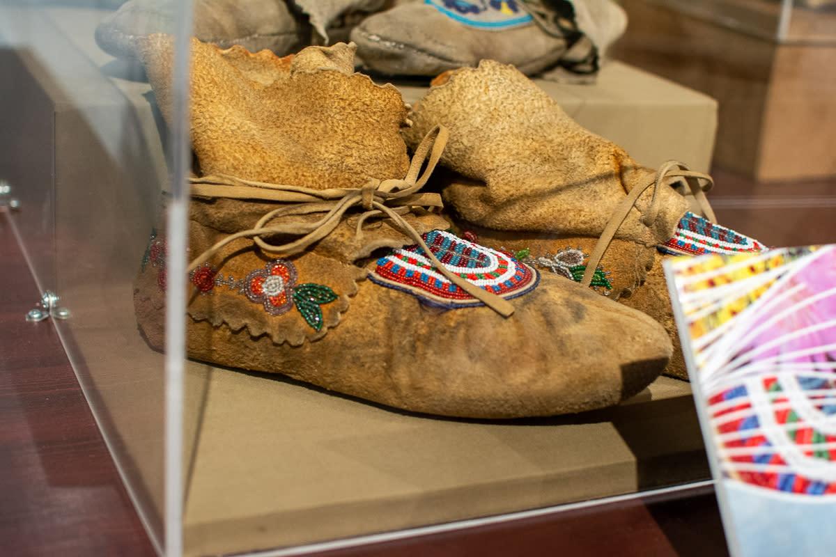 Okanagan Heritage Museum Artifacts