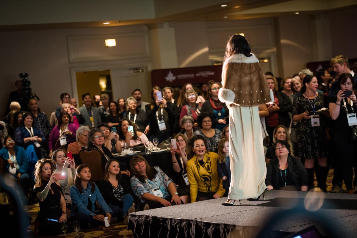 International Indigenous Tourism Conference - Fashion Show