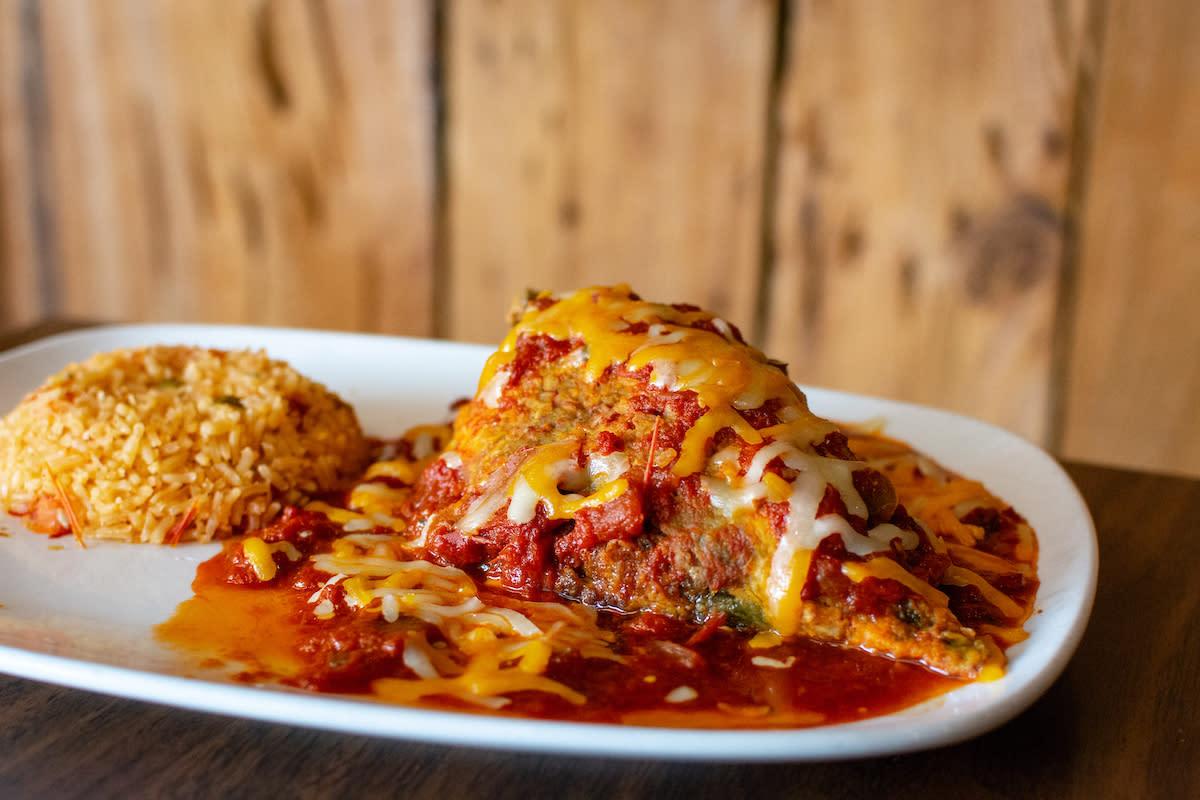 Azteca's Enchiladas