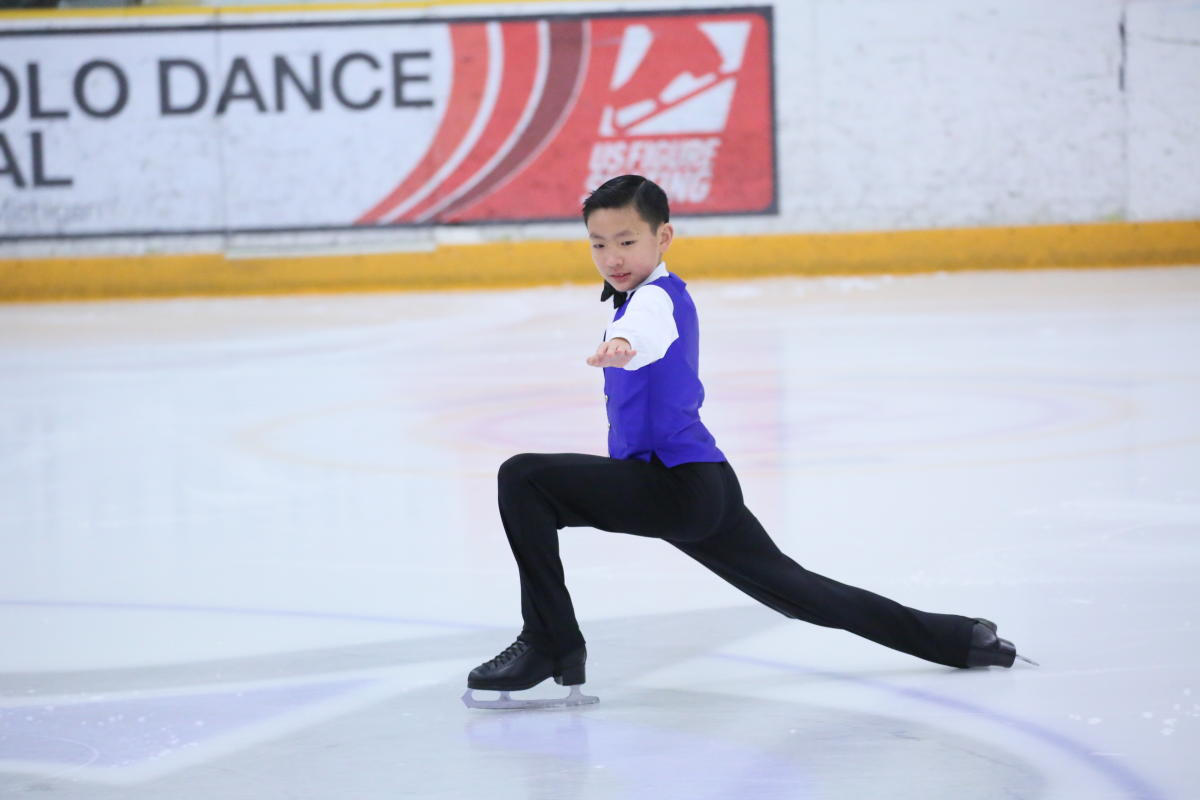 National Solo Dance Figure Skating