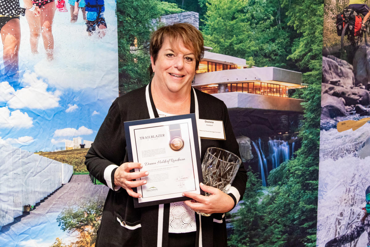 Donna Holdorf, 2019 Trailblazer of the Year