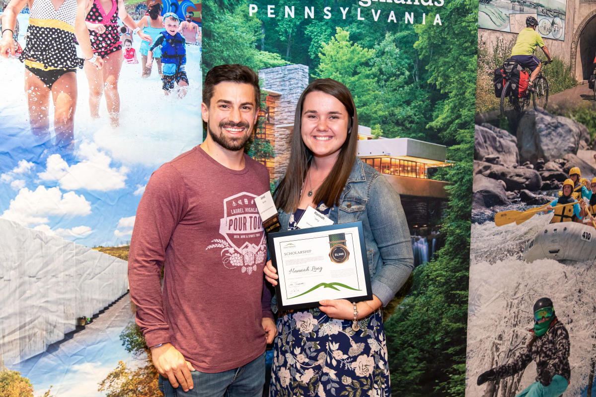 2019 Tourism Scholarship Winner, Hannah Long