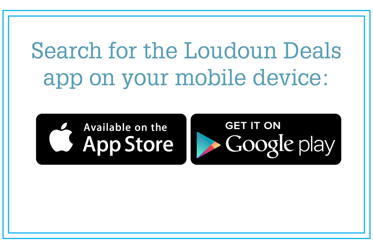 App Store/Google Play Loudoun Deals