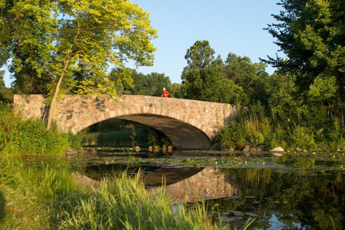 UW-Arboretum bridge