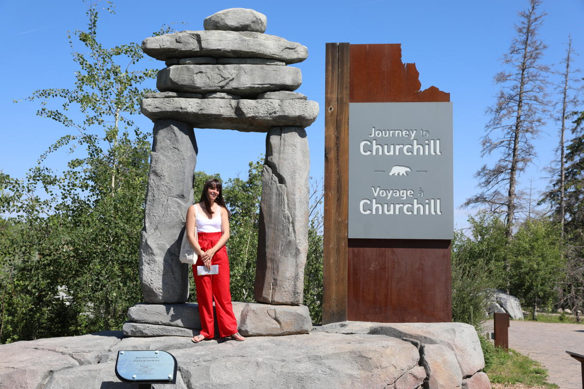 Voyage à Churchill au Zoo Assiniboine Parc