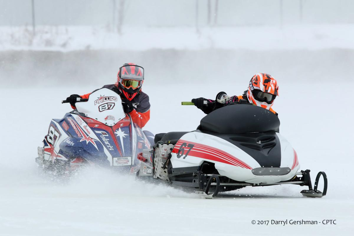 CPTC Raceplex, Beausejour-Canadian Power Toboggan Championships