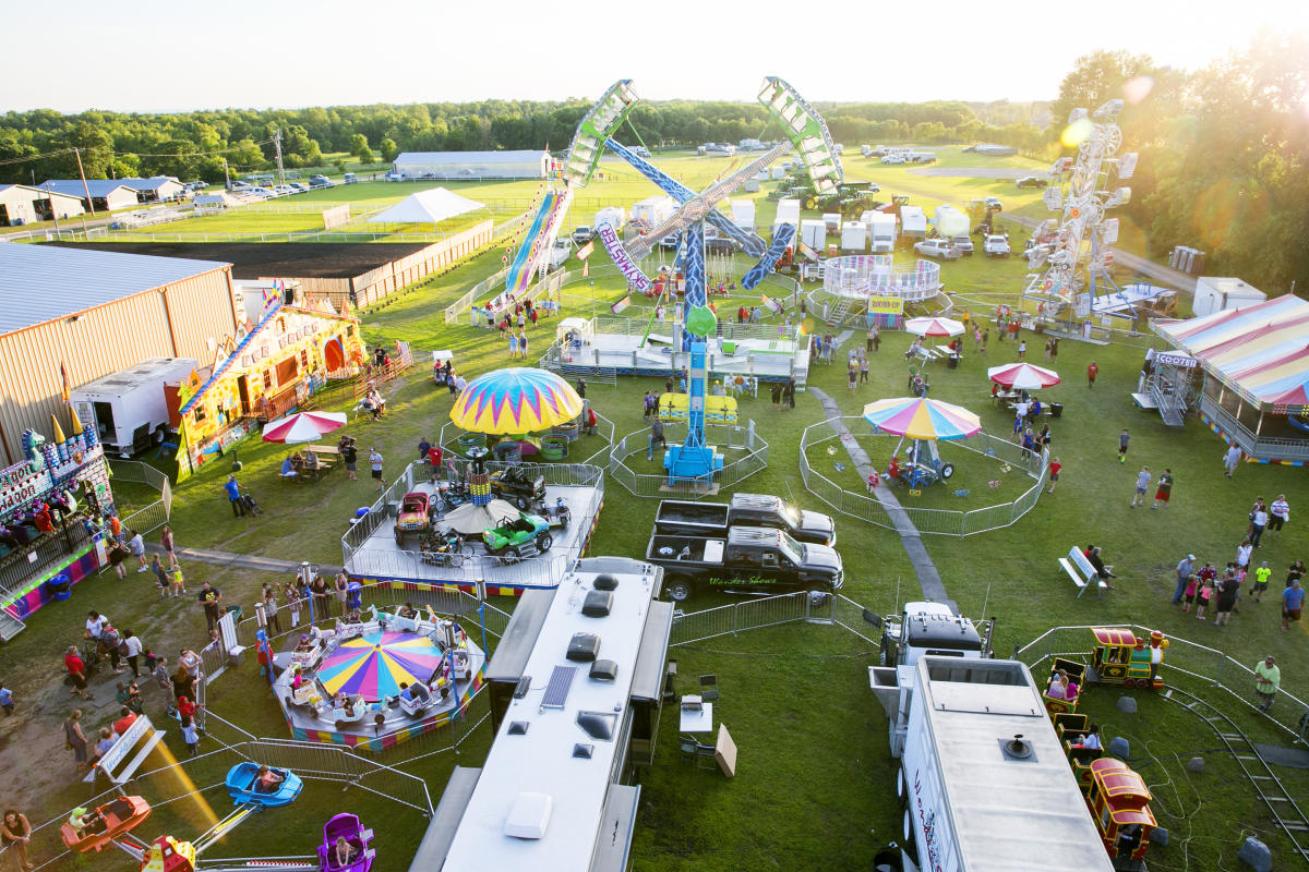 Town of Carman - Carman Country Fair