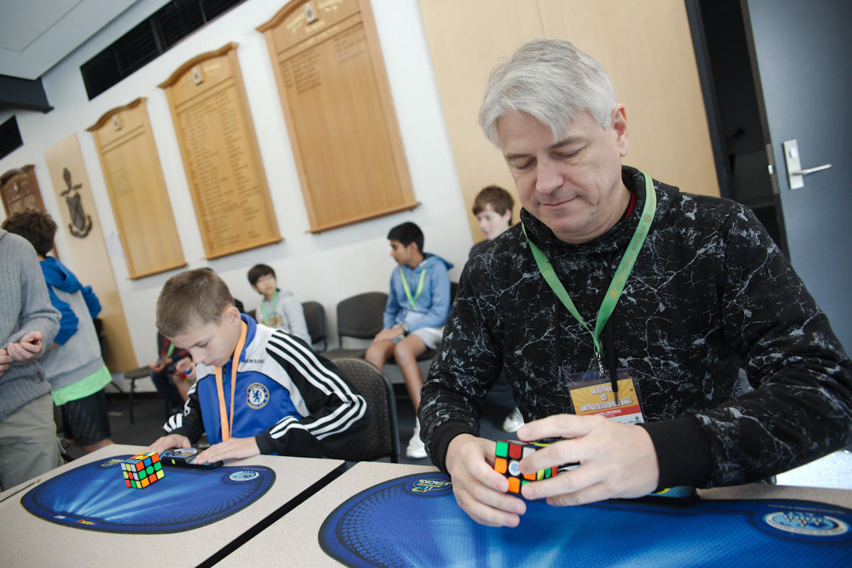 2019 World Cubing Association Championships