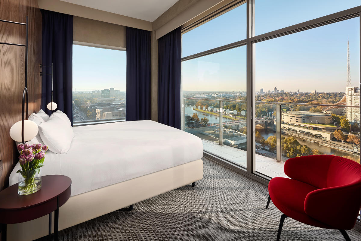 DoubleTree by Hilton - Flinders St launches newly renovated rooms