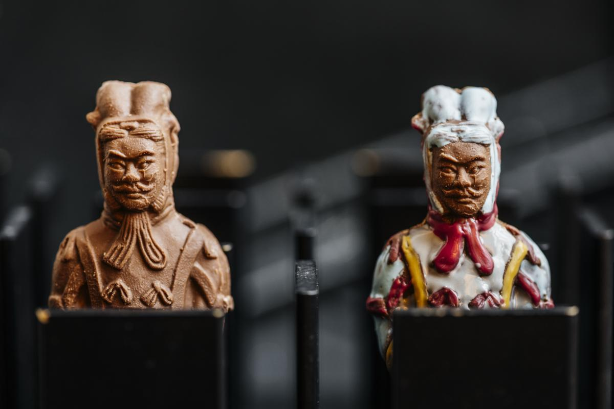 Terracotta Warriors High Tea at Sofitel Melbourne on Collins