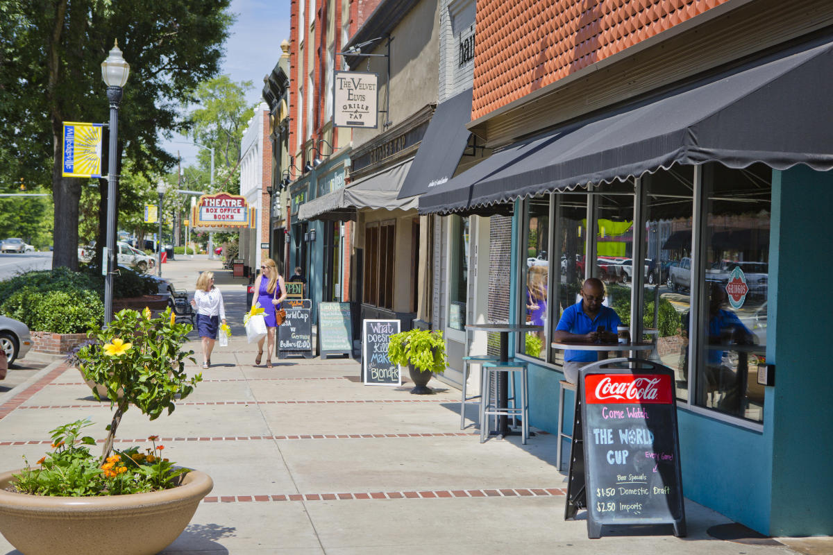 Downtown Milledgeville
