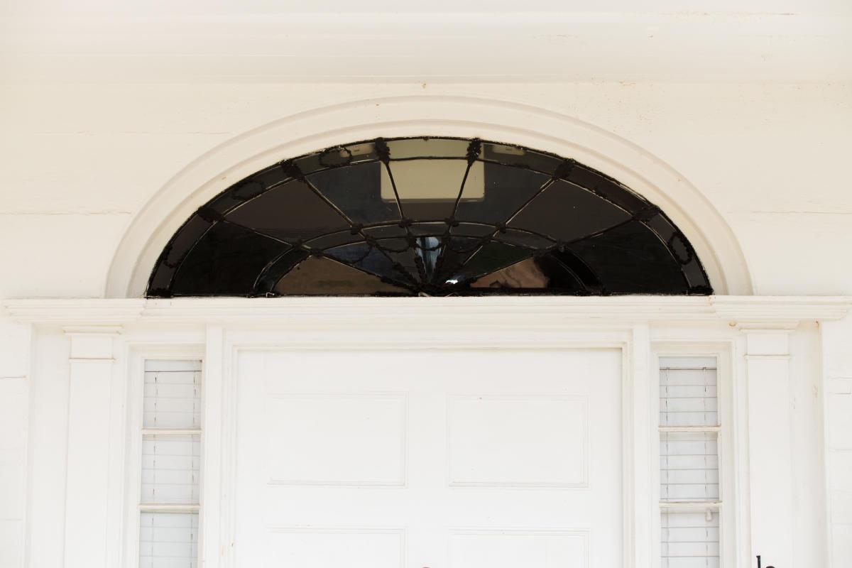 Howard-Jarrett-Garrard-Baker House fanlight