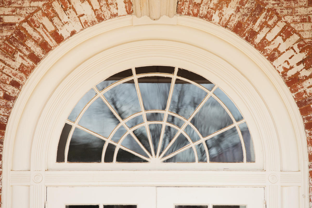Old Courthouse fanlight