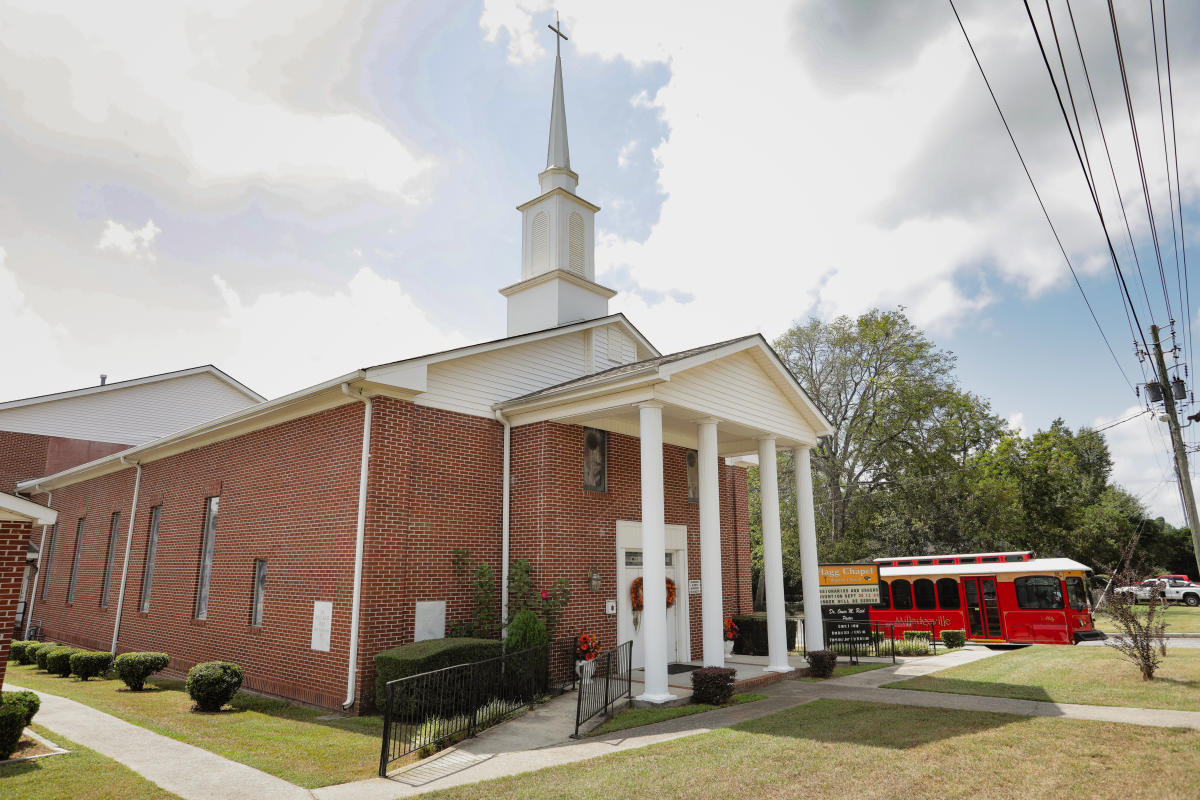 Flagg Chapel African American Trolley Tour