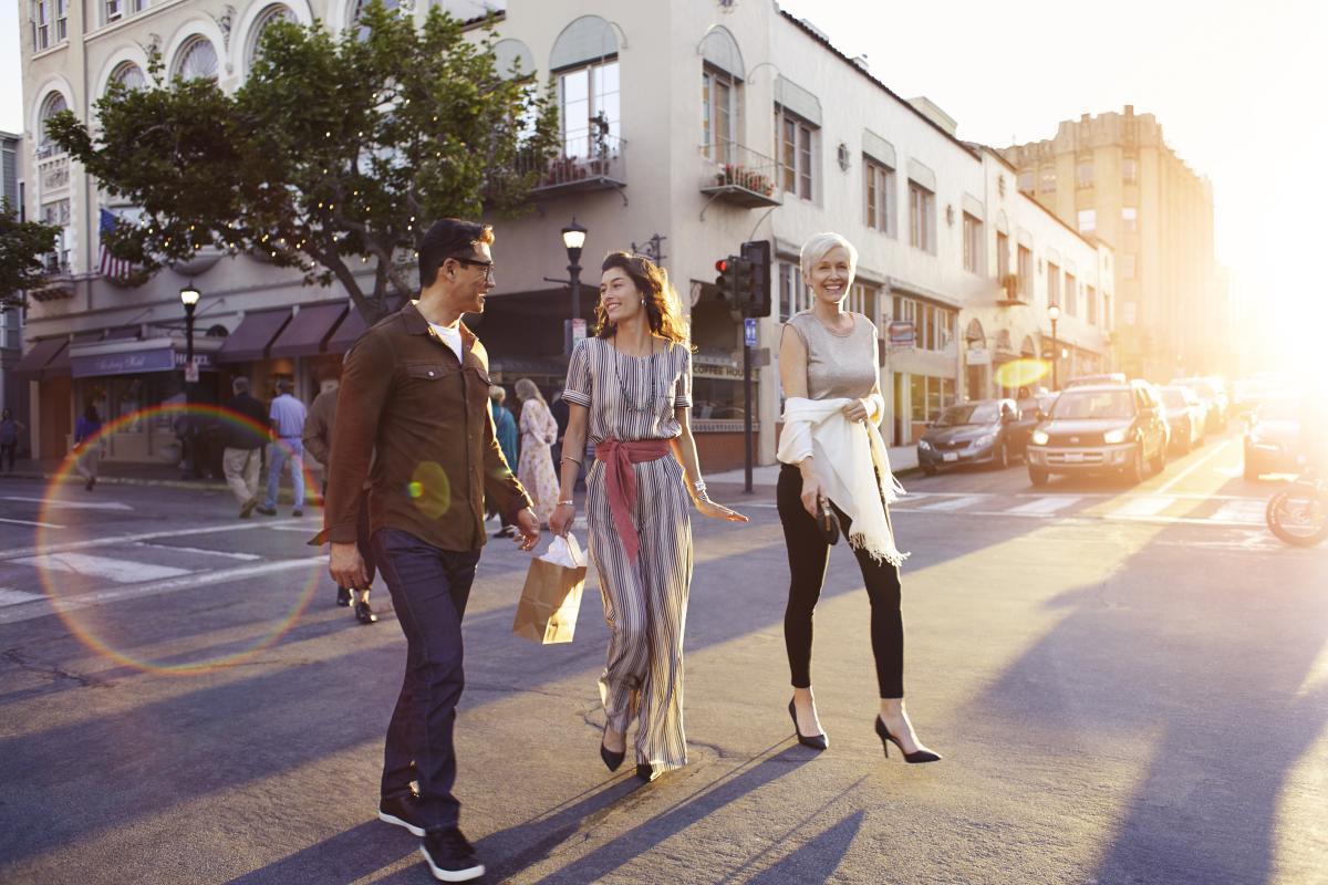 Downtown Monterey Stroll