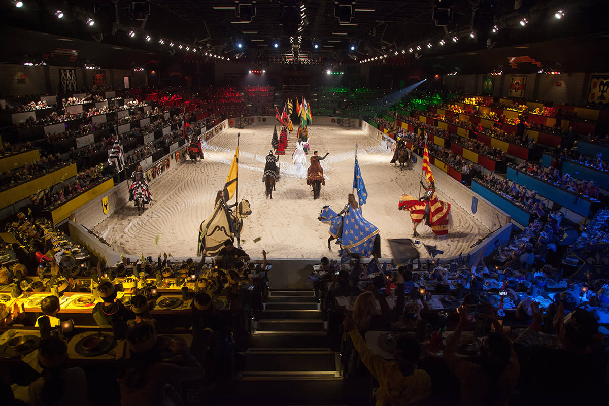 Medieval Times Dinner & Tournament, Myrtle Beach, SC
