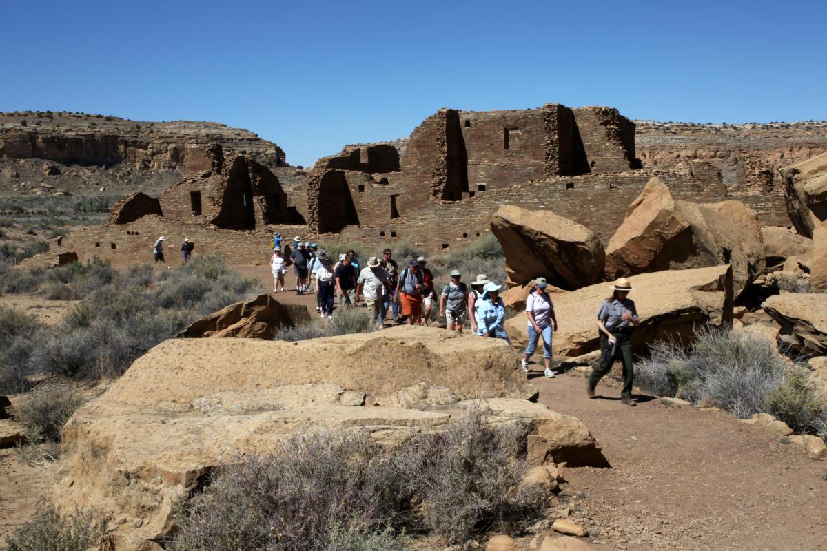 Travel Trade - Chaco Canyon
