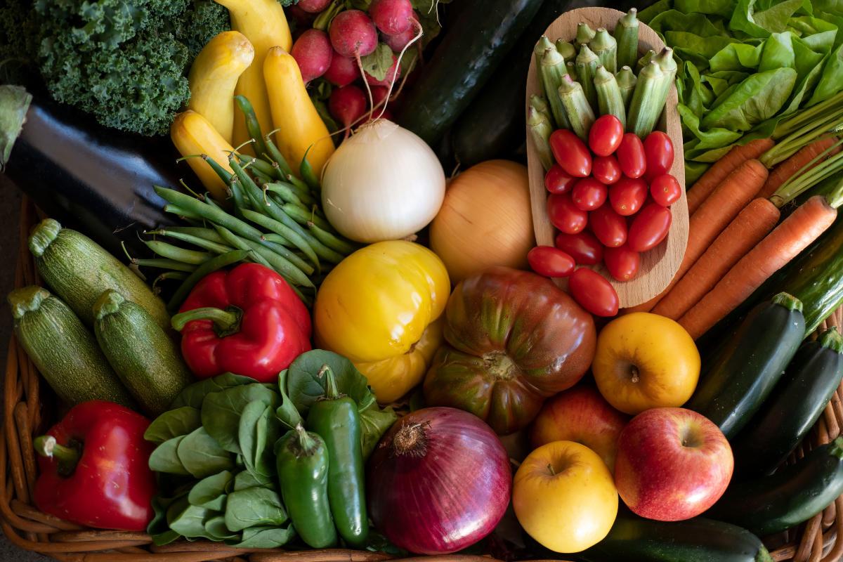New Mexico's Vegetable Bounty