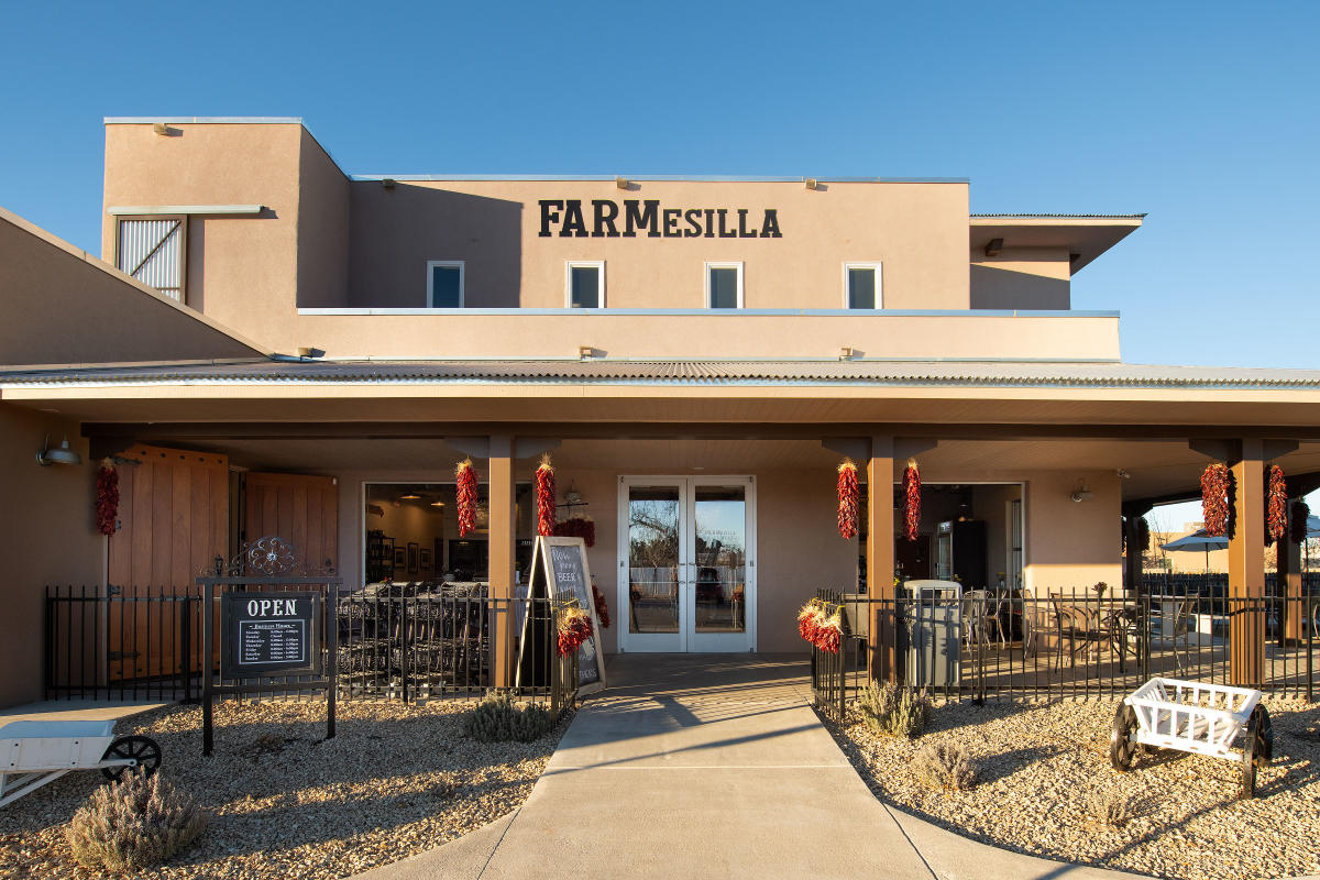 Exterior of FARMesilla