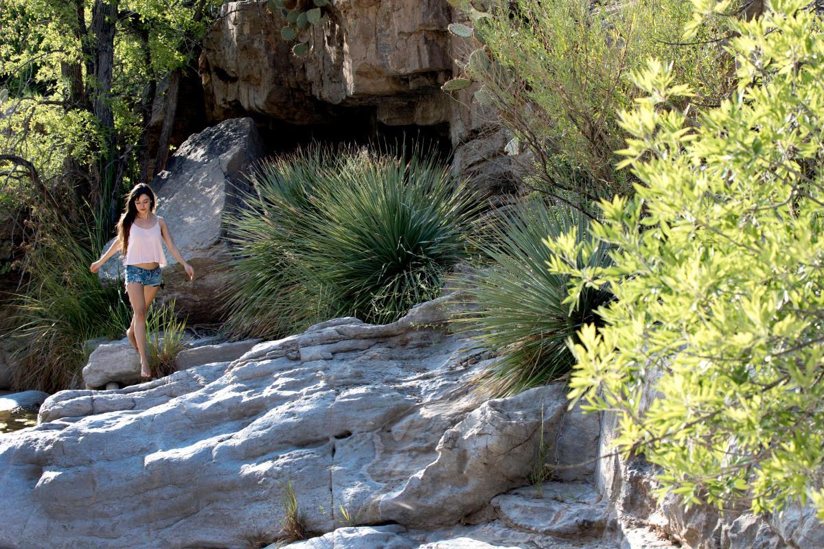 Hiking in Alamogordo