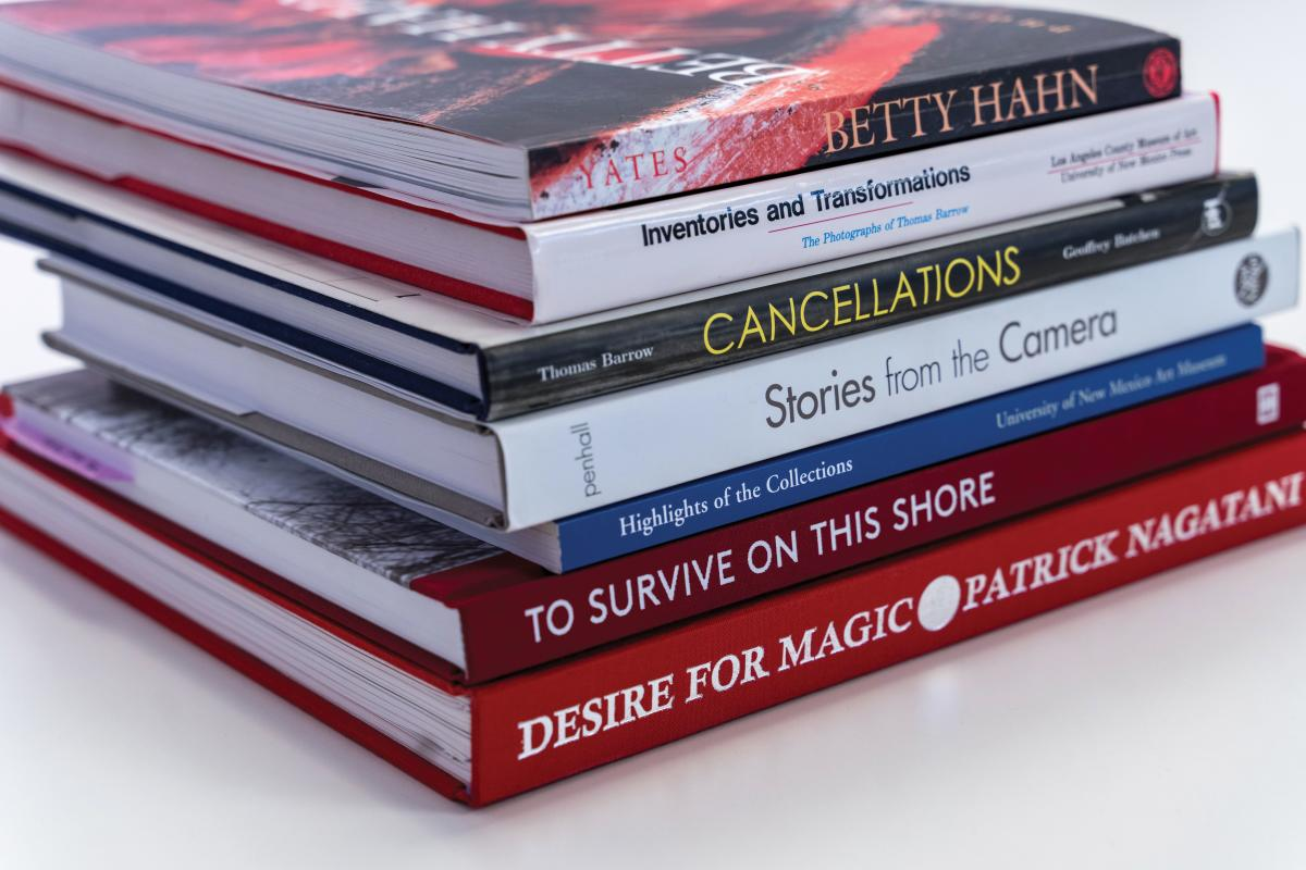 Photo books from UNM's best.