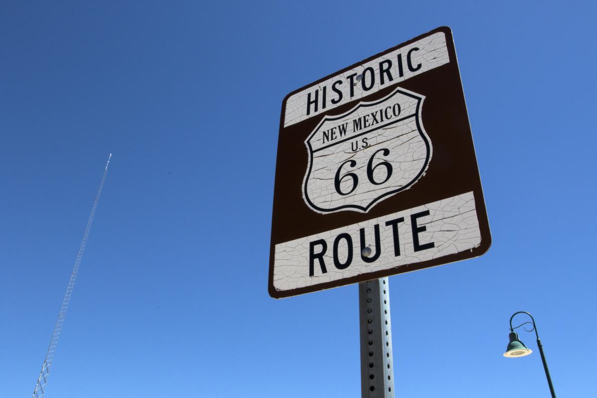 Route 66 Santa Rosa