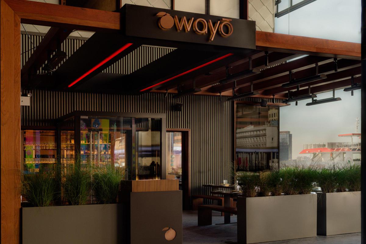 Bar Wayo exterior