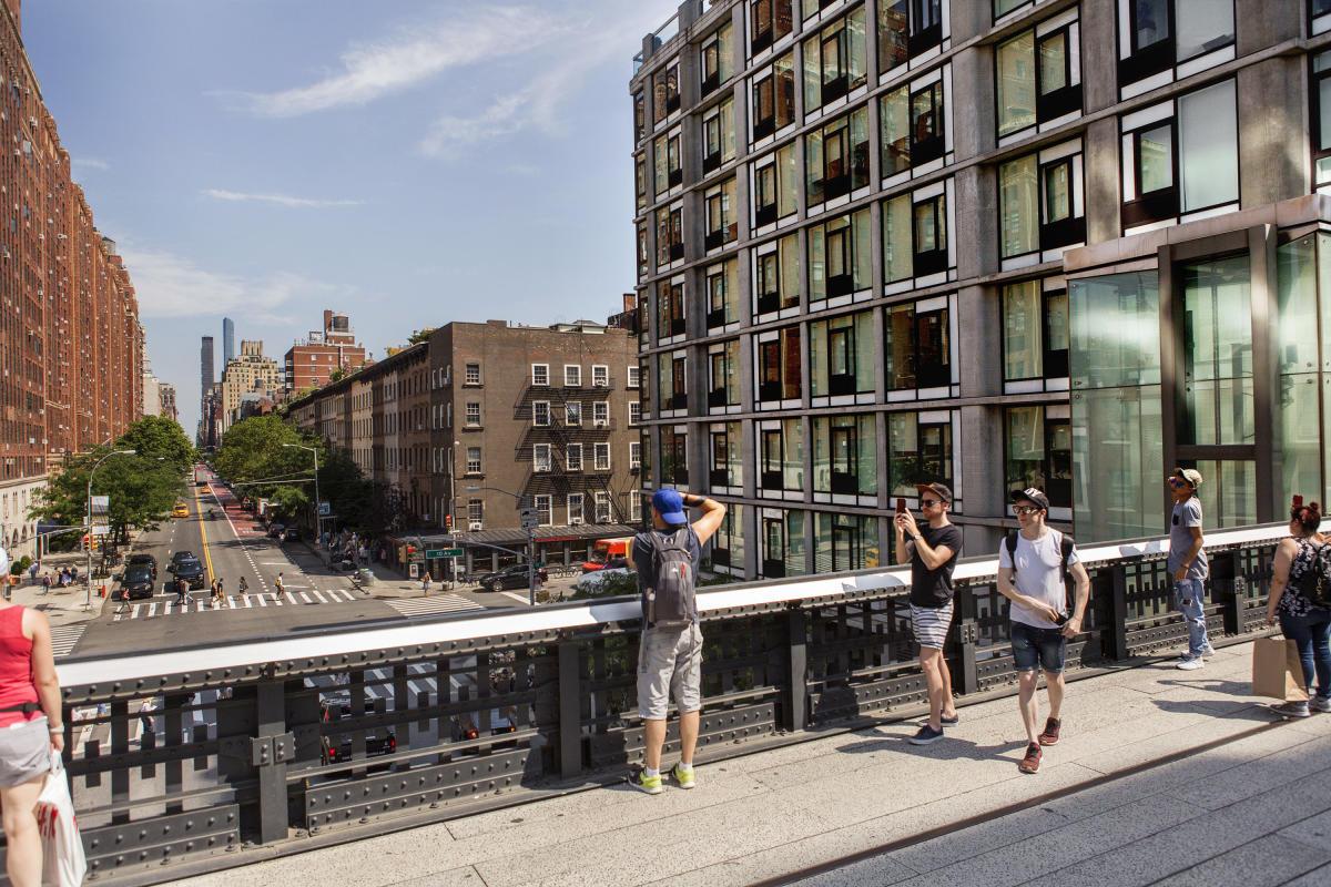 Highline, Daytime
