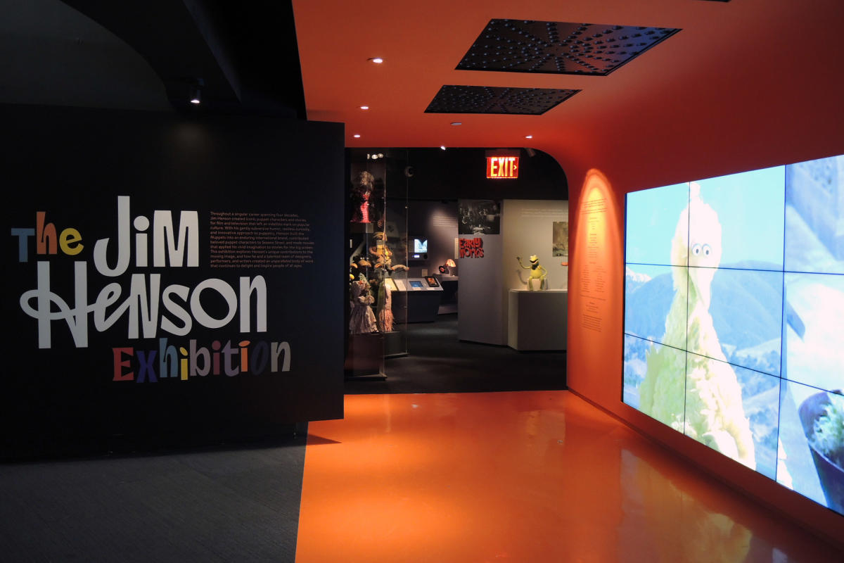 Jim Henson, MoMI