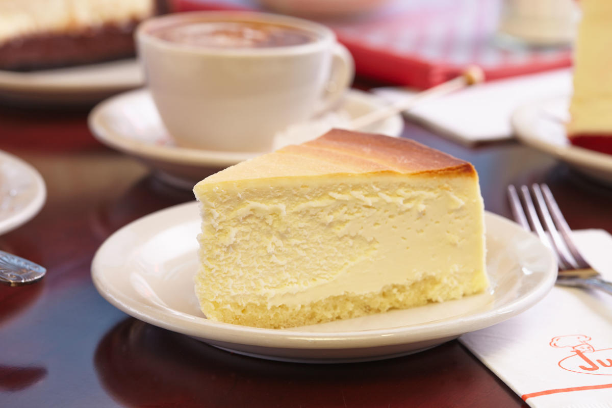 cheesecake, junior's