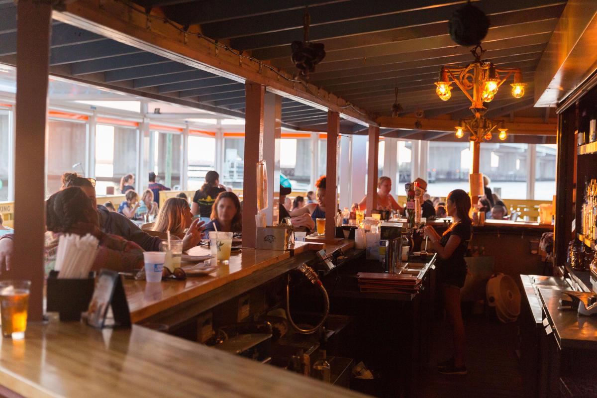 thai rock, bar, interior
