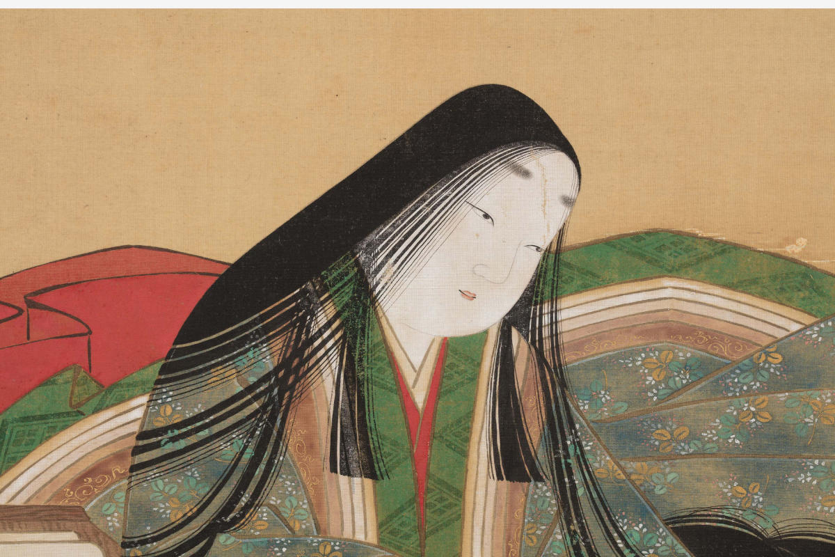 The-Tale-of-Genji-MET-Upper-east-side-manhattan-nyc-Ca-22-Portrait-of-Murasaki-Shikibu_signature-image_sm