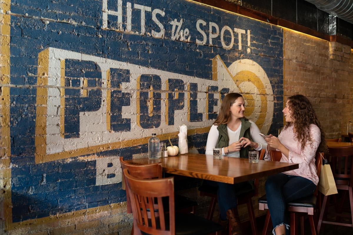 Downtown Bar 430 Talking