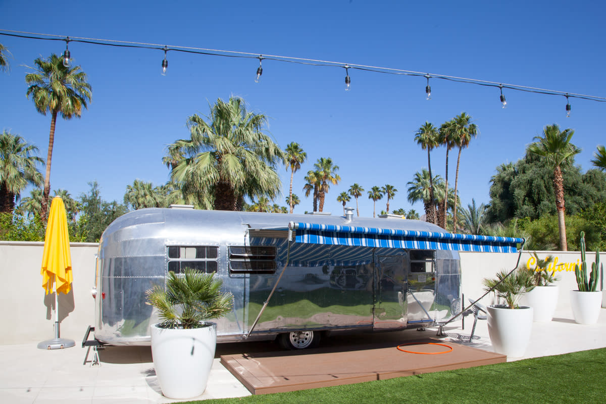 hotel paseo palm desert airstream