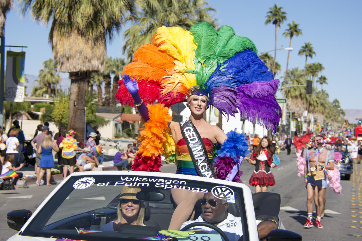 Greater Palm Springs Pride