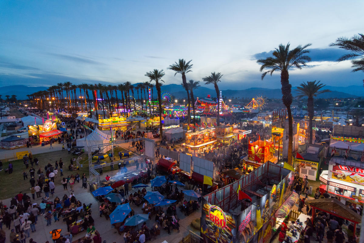 Riverside County Fair and National Date Festival in Indio
