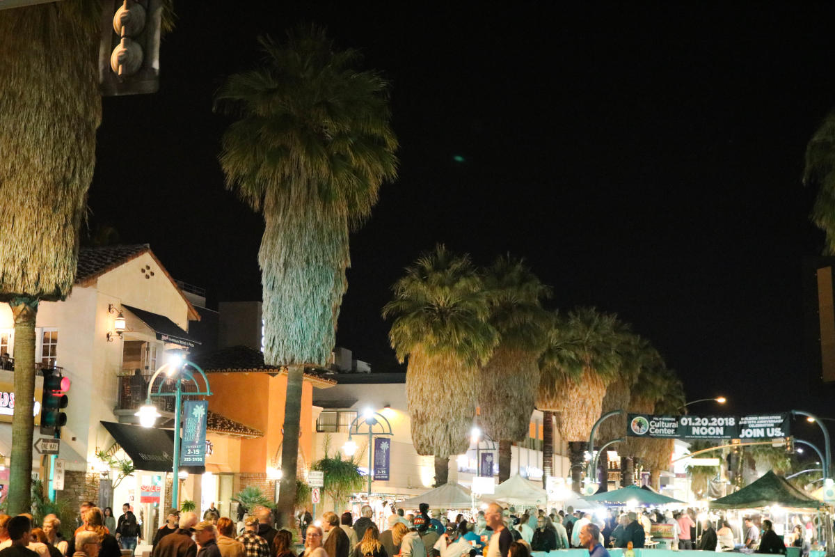 Palm Springs VillageFest