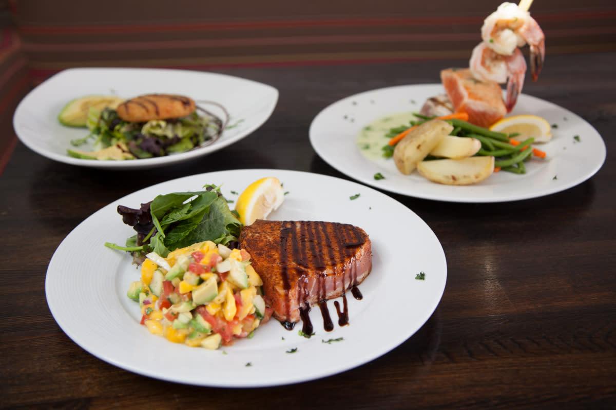 Antigua restaurant