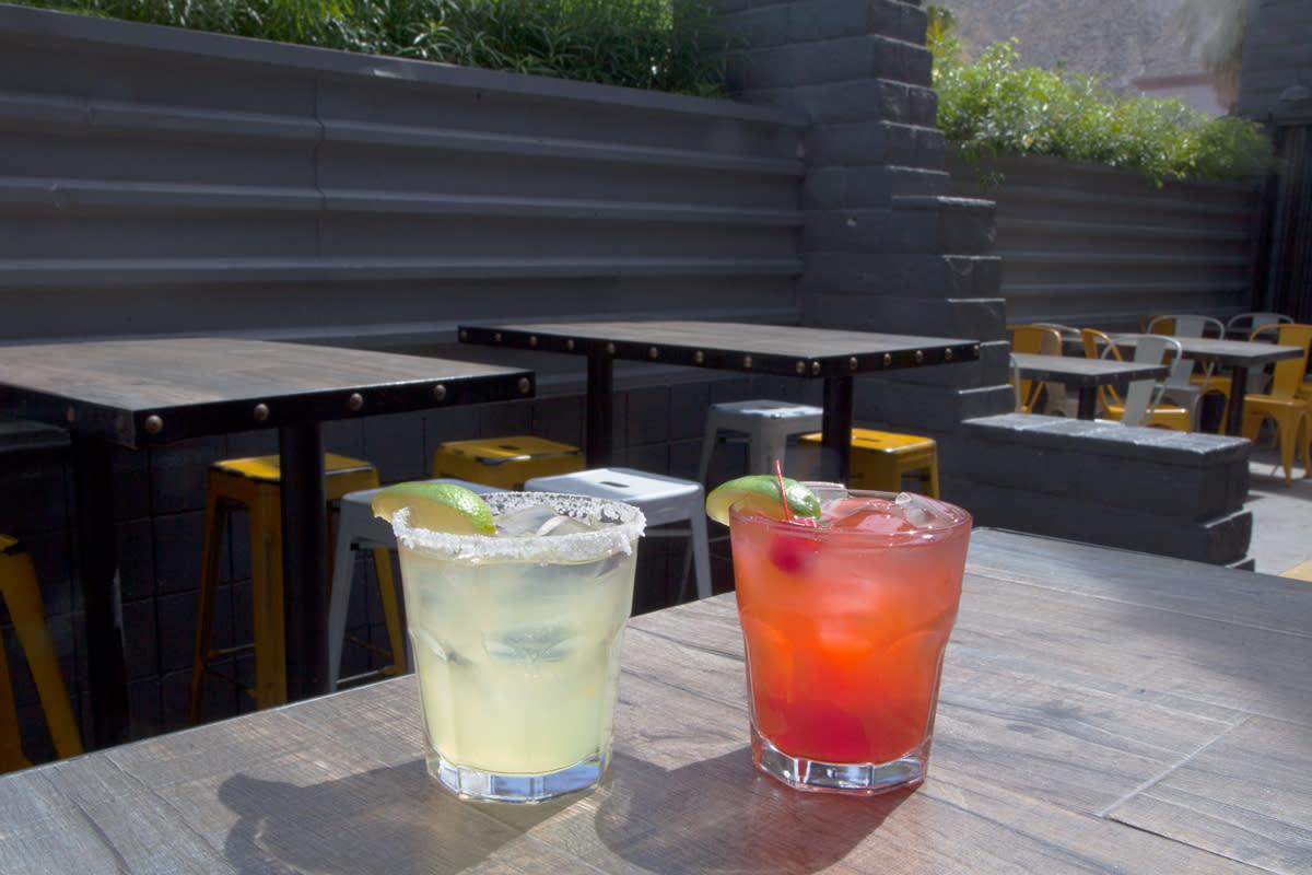 village pub palm springs cocktails