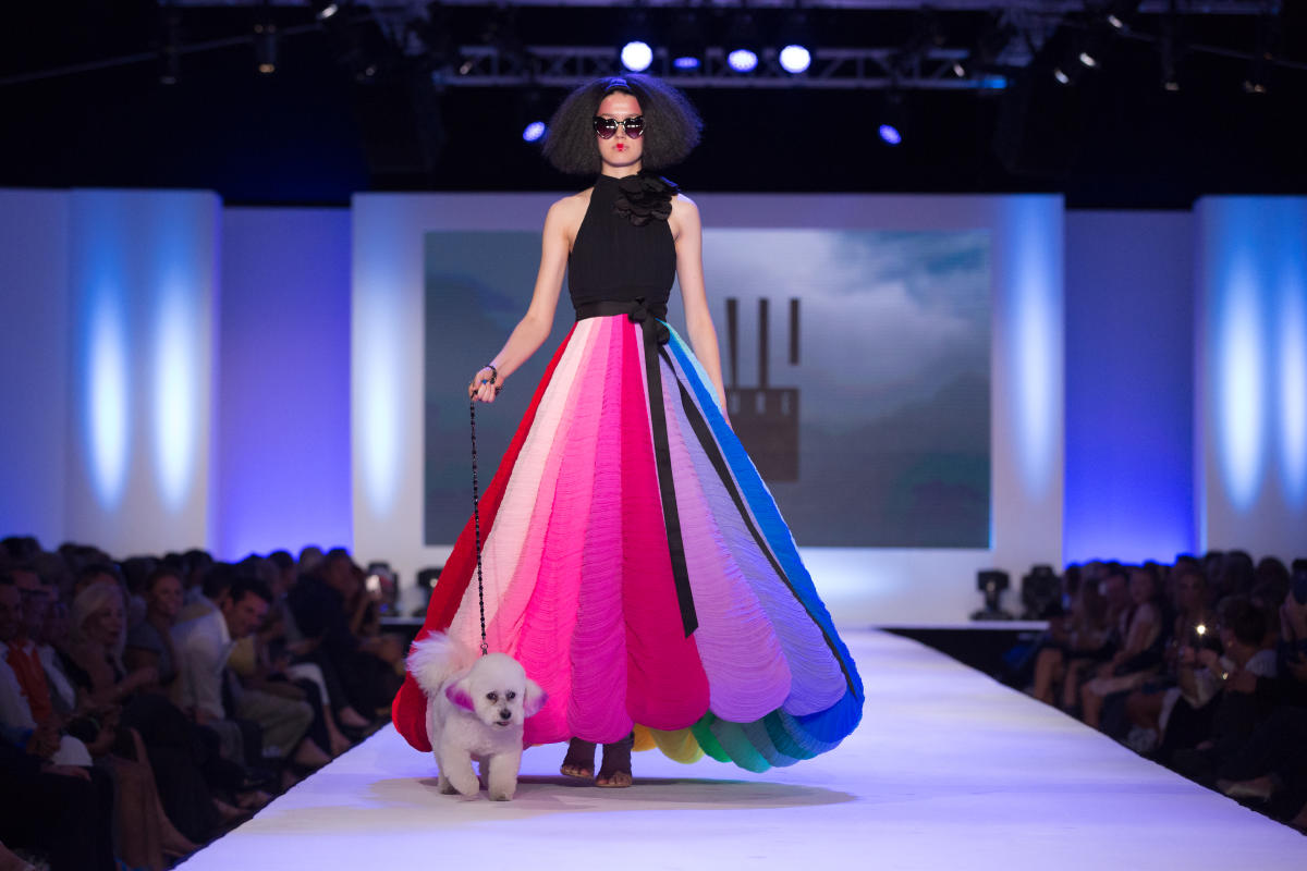 Le Chien Fashion Week El Paseo
