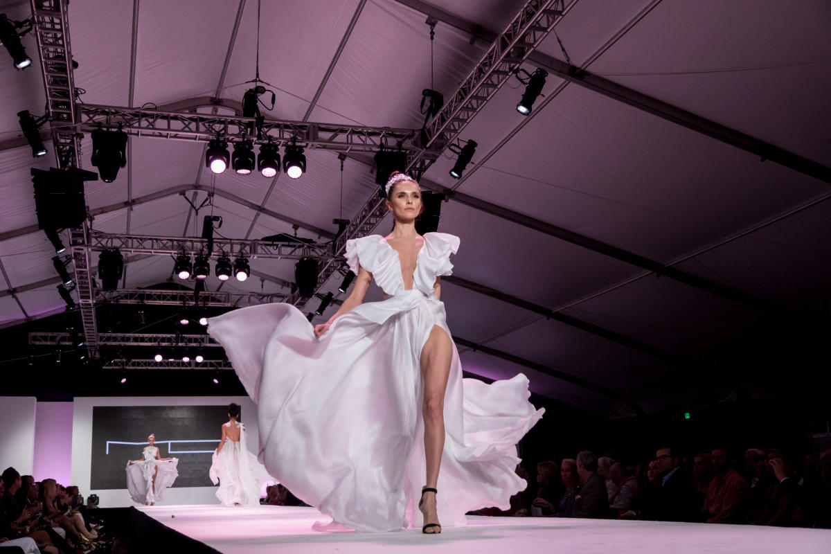 Project Runway Fashion Week El Paseo