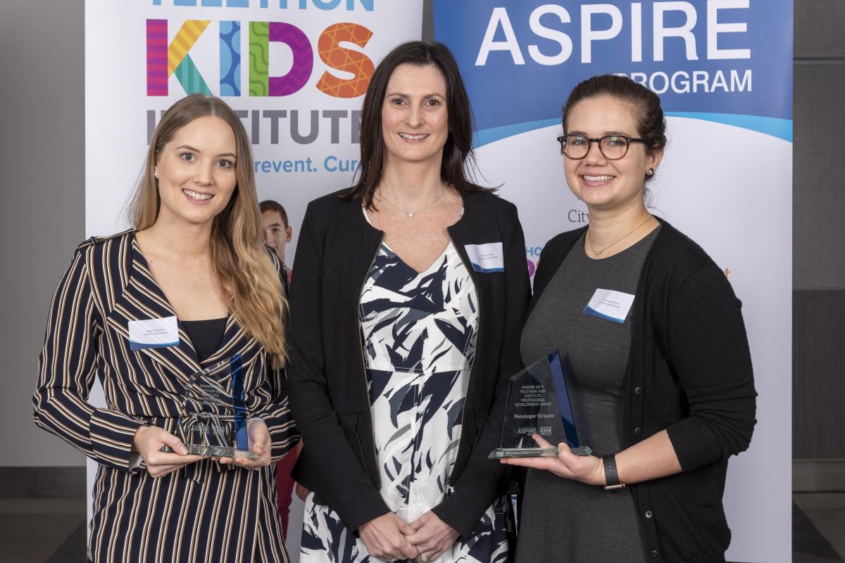 Telethon Kids Institute ASPIRE Award 2019