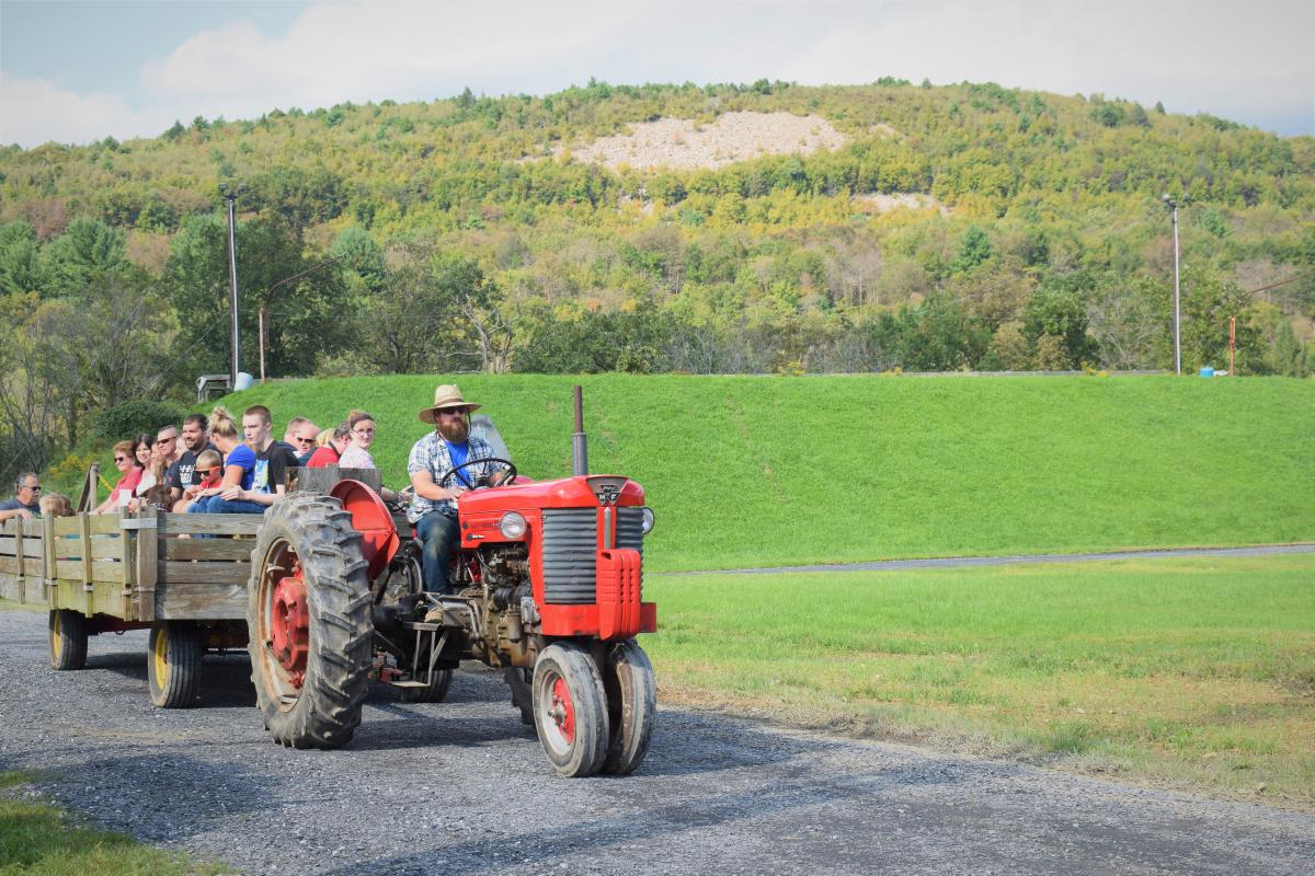 Fall Activities & Festivals in the Poconos