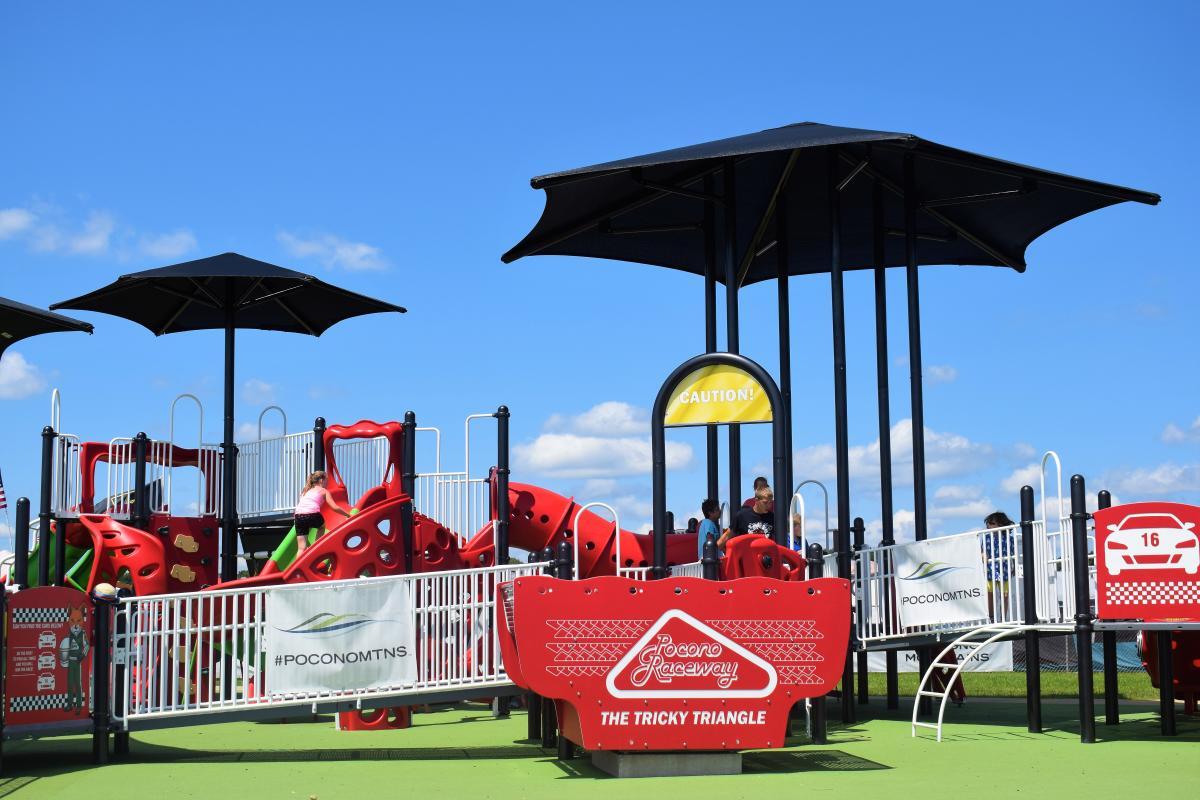 Playground at Pocono Raceway