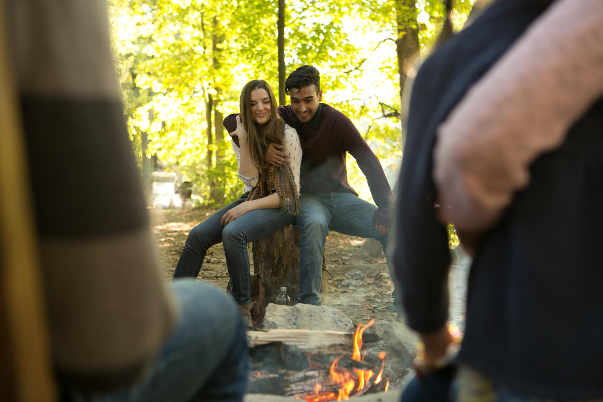 Take in the Fall Scenery With Your Loved Ones