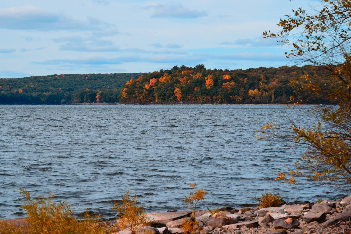 Tour Scenic Lake Wallenpaupack